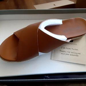Adam tucker by me too 7.5M Reeta6 sandals new